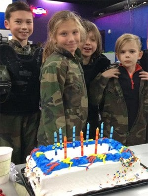 Birthday Parties in Dallas Fort Worth