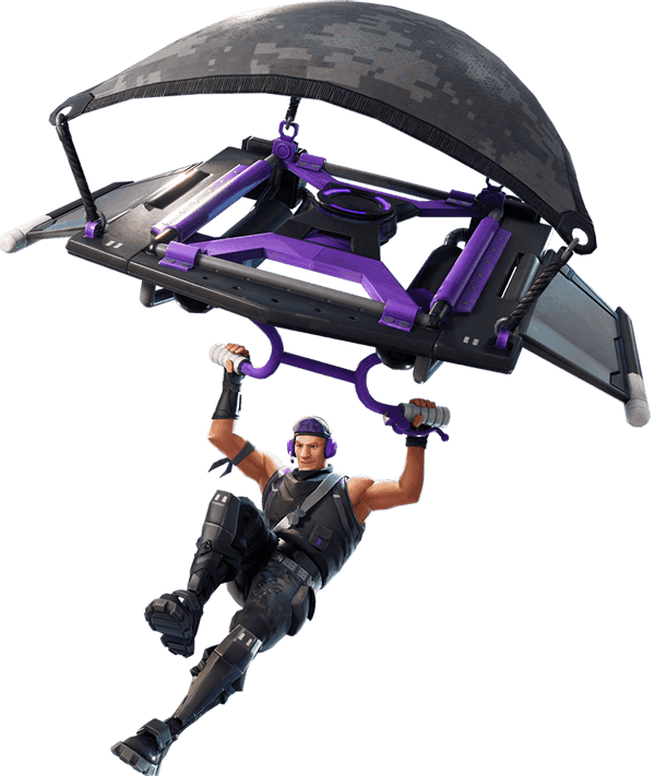 Drop in for a fortnite event
