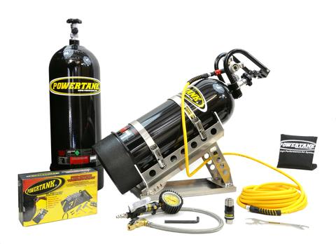 co2 tire fill systems
