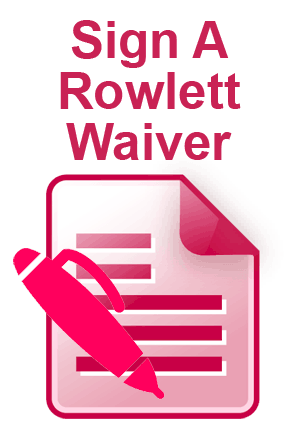 Online Waiver for Rowlett Paintball