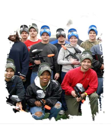 Corporate Team Building Paintball Events