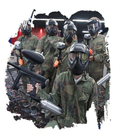 Private Paintball Events
