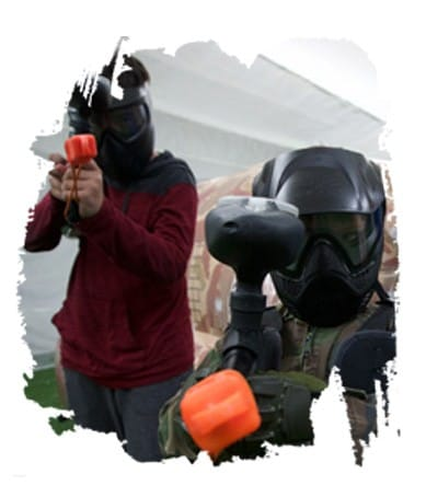 walk on paintball play