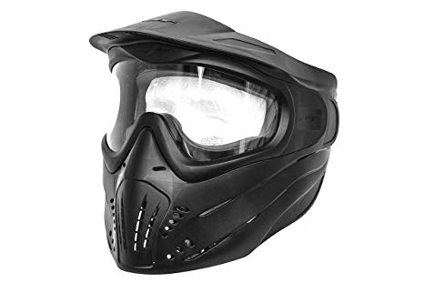 What to wear on your face to paintball
