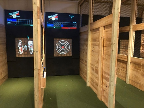 Axe Throwing Dallas Safe Lanes